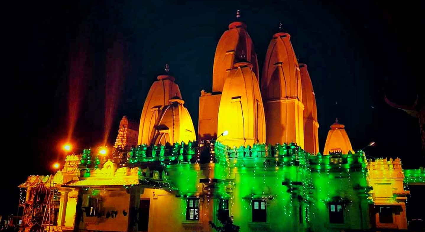 Famous Temples in Bangalore