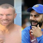 David warner's new challenge to virat kohli