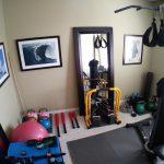 gym equipment for a home gym