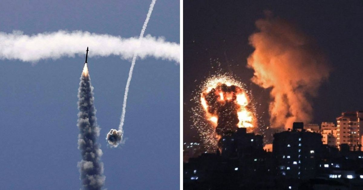 Israel launches airstrikes