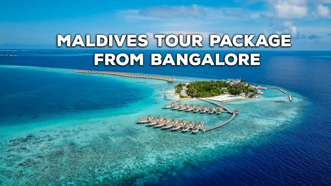 Maldives Package from Bangalore for couples