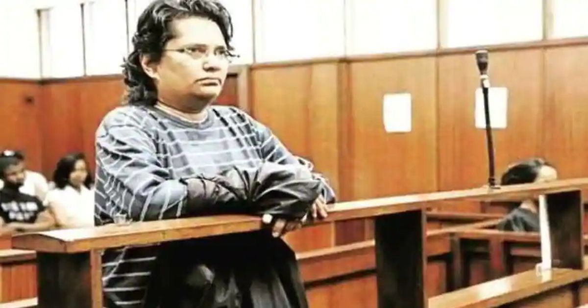 According to reports, a 56-year-old great-granddaughter of Mahatma Gandhi has been sentenced to seven years in jail by a