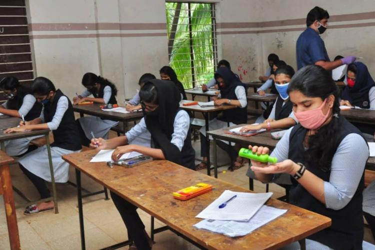 SSLC students are afraid of Approaching exams