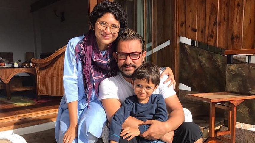 Aamir khan and wife Kiran file for Divorce after 15 years of marriage